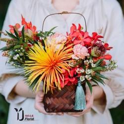 花开富贵花礼 Blooming Fortune